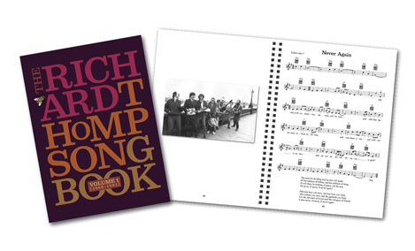 Richard Thompson Songbook - spread