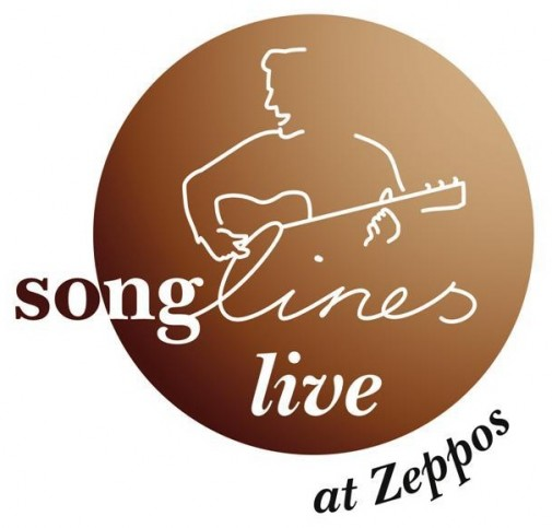 Songlines at Zeppos logo