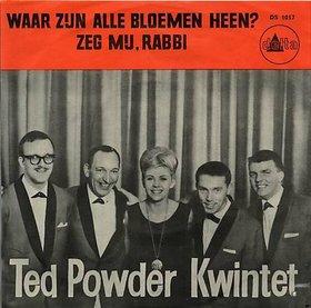 Ted Powder kwintet Waar zijn alle bloemen heen