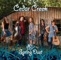 Cedar Creek - Spring dust