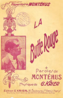 La butte rouge (de rode heuvel)