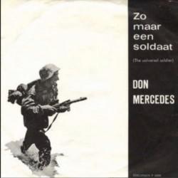 Don mercedes - Zo maar een soldaat (Universal soldier)
