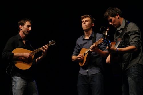 snaarmaarwaar: Maarten Decombel, Ward Dhoore, Jeroen Geerinck