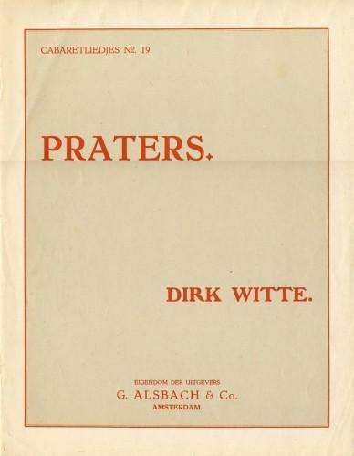 Dirk Witte - Praters 1