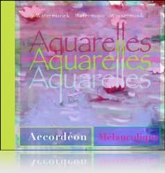 aquarelles- accordeon melancolique