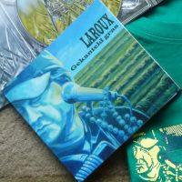 Laroux - Gekanteld gras