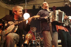 Solas live (Egan, McAuley)